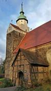 Südanbau an der Kirche Dollenchen