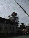 Bauabschnitt  2001: Sanierung des Turmes (Bild: 3/9)